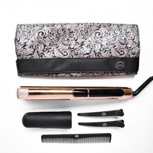 H2D Linear Straightener Rose Gold Chrome