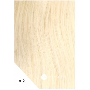 "Amazing Hair Blonde 10PC Clip In  Extension 20"" #613"