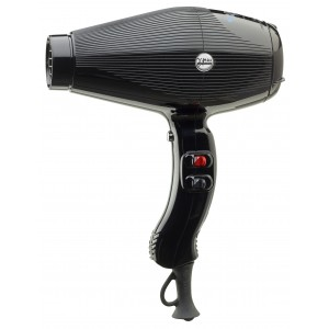 Gamma Piu Aria Hairdryer Black 2200 Watts