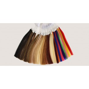 Amazing Hair Extension Colour Chart