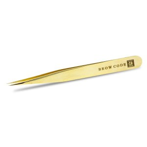 Brow Code Point Precision Tweezer