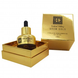 Brow Code Henna Brow Gold Growth Serium 30ml