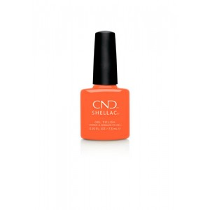 CND Shellac B-Day Candle
