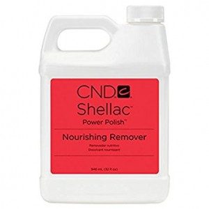 CND Shellac Power Polish Nourishing Remover 946ml