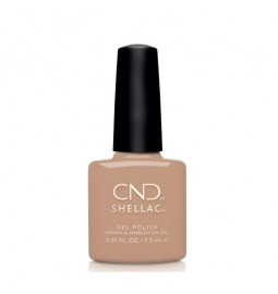 CND Shellac Wrapped In Linen
