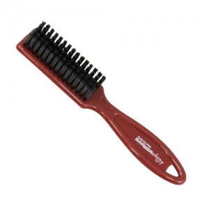 BaBylissPRO Barberology Fade Brush - Red