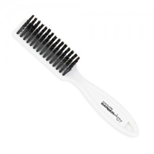BaBylissPRO Barberology Fade Brush - White