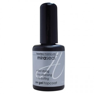 Miraseal Gel Top Coat 15ml