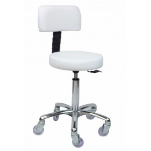 Joiken Beauty Stool Sprint White