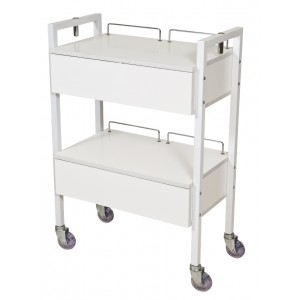 Joiken Beauty Trolley 2 Drawers
