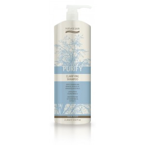 Natural Look Purify Clarifying Shampoo 1lt