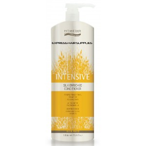 Natural Look Intensive Silk Enriched Conditioner 1lt