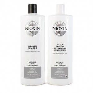 Nioxin  System 1 Duo Pack 1lt