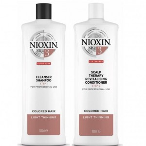 Nioxin System 3 Duo Pack 1lt