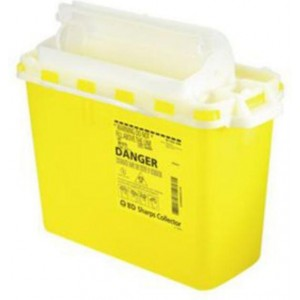 Sharps Container 5.1 Lts