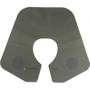 Cutting Collar Silicone - Black