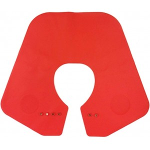Cutting Collar Silicone - Red