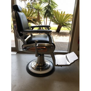 Barber Chair Harley Style