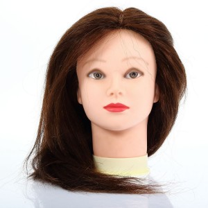 Mannequin Head Female 22""