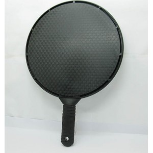 Mirror Round with Handle