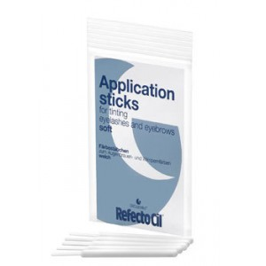 RefectoCil Application Stick White / Soft Pkt 10
