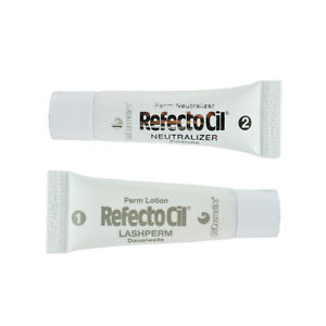 RefectoCil Lash Curl Solution & Neutraliser 3.5ml ea - 18 Applications