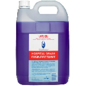Natural Look Hospital Grade Disinfectant 5lt. NB LIMIT OF 2 PER CUSTOMER