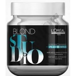 L'Oreal Blond Studio Platinium Plus 500ml